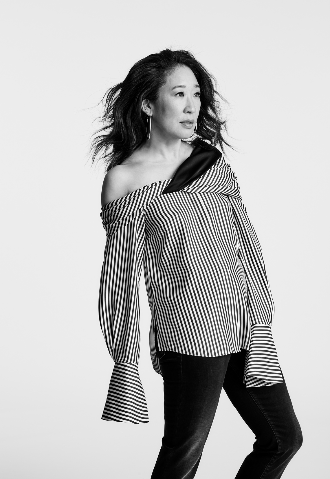 Sandra Oh, actress